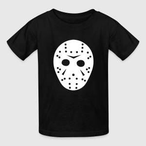 Hockey Mask Kids' Shirts - Kids' T-Shirt
