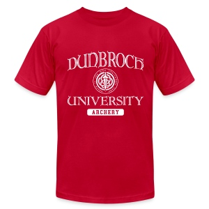 DunBroch Archery - Men's T-Shirt by American Apparel