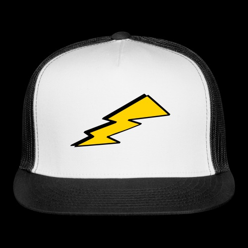 Lightning Cap - Trucker Cap