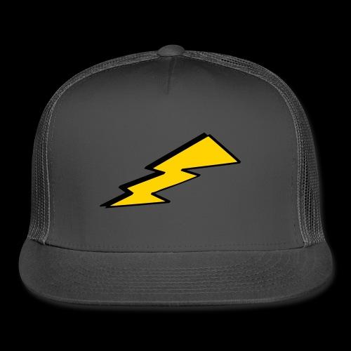 Lightning Cap - Trucker Cap