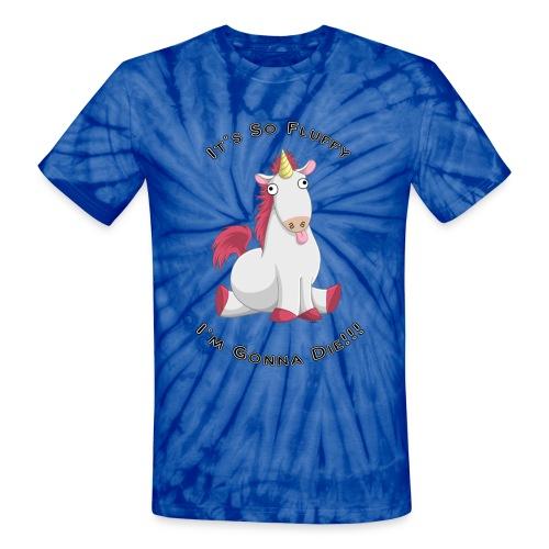 Unisex Tie-Dye Shirt - SoFluffy - Unisex Tie Dye T-Shirt