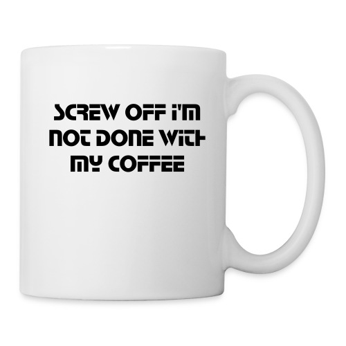 Coffee mug - Coffee/Tea Mug