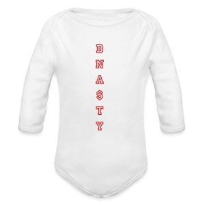 DNA$TY Long Sleeve    - Long Sleeve Baby Bodysuit