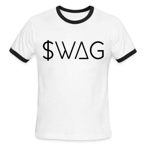 SWAG - Men's Ringer T-Shirt