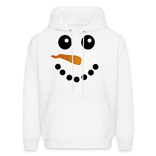Snow Man face aweater - Men's Hoodie