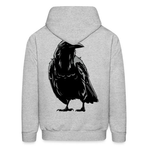 Men's Follow the Raven Hoodie - Men's Hoodie