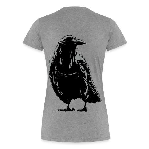 Women's Follow the Raven T-shirt - Women's Premium T-Shirt