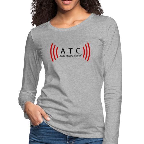 ATC Logo | Women's Long Sleeve - Women's Premium Long Sleeve T-Shirt