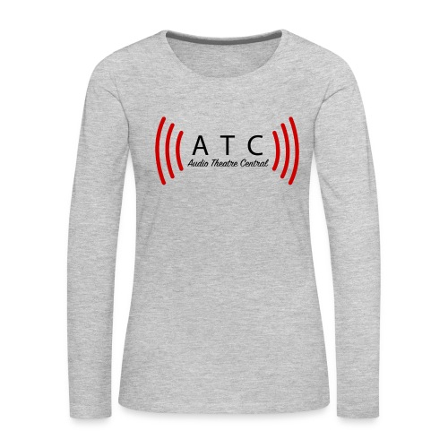 ATC Logo | Women's Long Sleeve - Women's Premium Long Sleeve T-Shirt