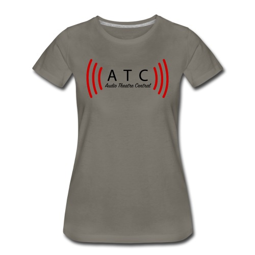 ATC Logo | Women's Short Sleeve - Women's Premium T-Shirt