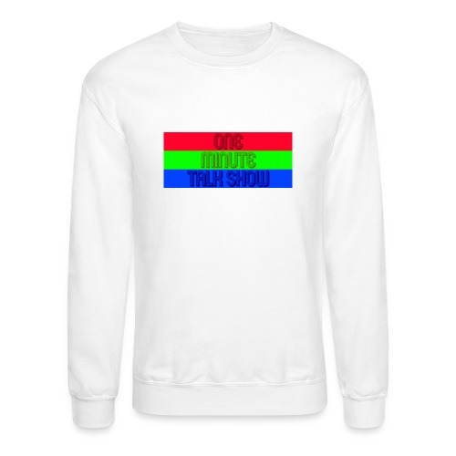 RGB Crewneck WHITE - Crewneck Sweatshirt