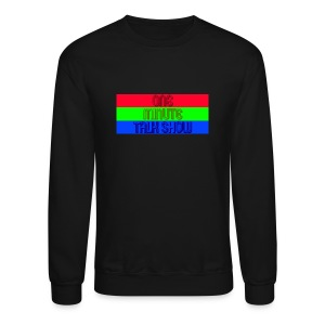 RGB Crewneck BLACK - Crewneck Sweatshirt