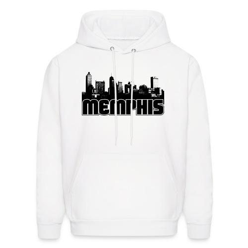 memphis hoodie - Men's Hoodie