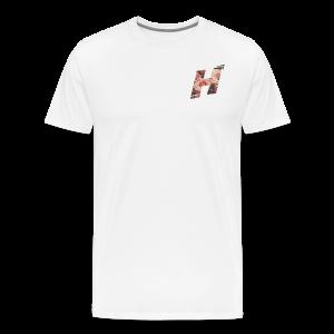 Clean Rose T-Shirt - Men's Premium T-Shirt
