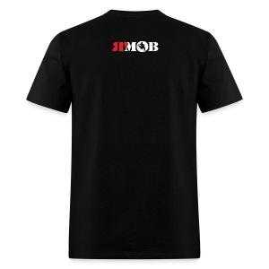 RMOB Jiu-Jitsu (back print) - Men's T-Shirt