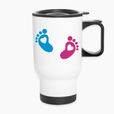 baby - footprint - heart Accessories