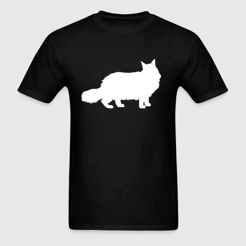 Maine Coon Cat T-Shirts - Men's T-Shirt