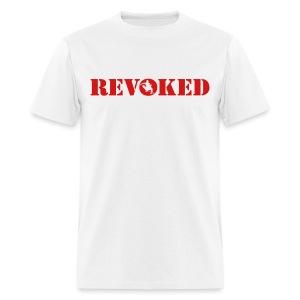REVOKED STENCIL - Men's T-Shirt