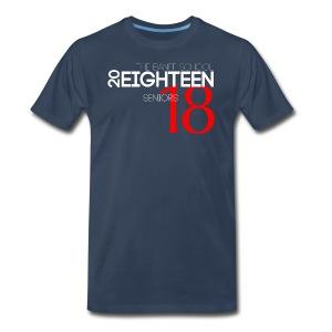 Men's Class of 2018 - Men's Premium T-Shirt