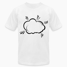 Explosion Cloud (2c)++2012 T-Shirts