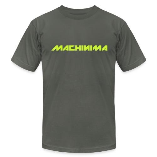 Machinima Tee - Wordmark - Men's Fine Jersey T-Shirt