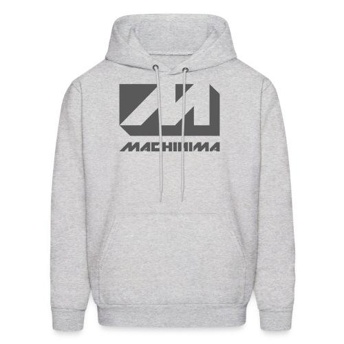 Machinima Hoodie - Grey  - Men's Hoodie