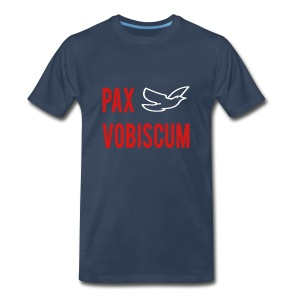 PAX VOBISCUM - Men's Premium T-Shirt