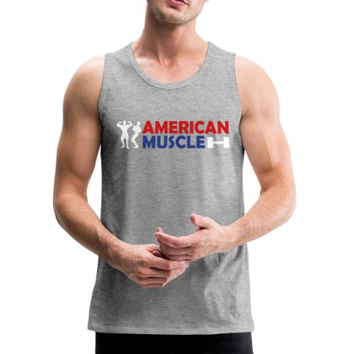 AMERICAN MUSCLE | in2ition - Men's Premium Tank