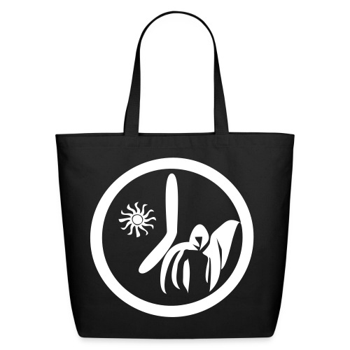 It's All About Timing - Eco-Friendly Cotton Tote