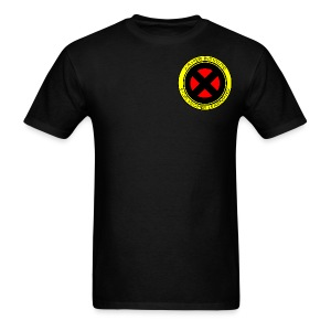 Xavier Institute (Small Logo) - Men's T-shirt - Men's T-Shirt
