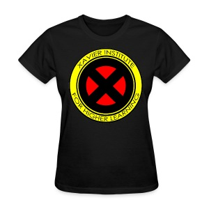 Xavier Institute (Large Logo) - Women's T-shirt - Women's T-Shirt