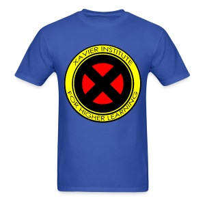 Xavier Institute (Large Logo) - Men's T-shirt - Men's T-Shirt
