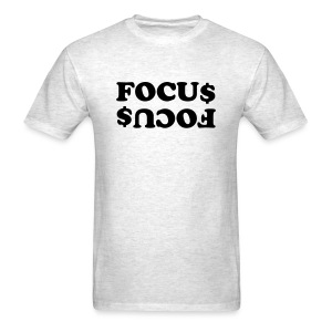 Focu$ Men's Tee - Men's T-Shirt