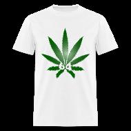 T-Shirts ~ Men's T-Shirt ~ 64-Leaf Tshirt