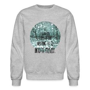 Inkheart Quote - Crew-neck - Crewneck Sweatshirt