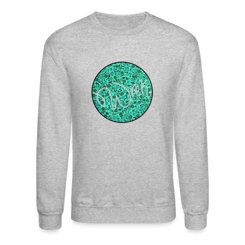 Floral Wrek Crew - Crewneck Sweatshirt