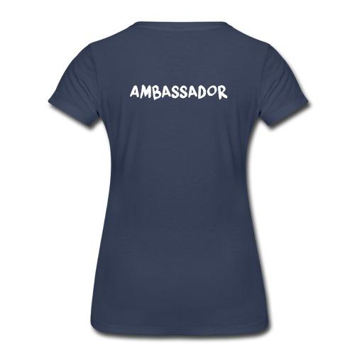 Indie Author Day Ambassador (Women's) - Women's Premium T-Shirt