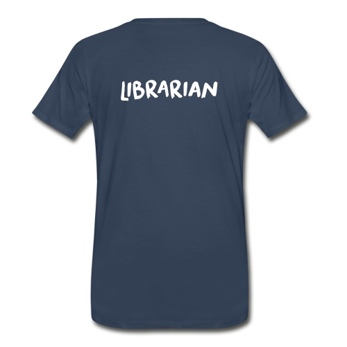 Indie Author Day Librarian (Men's) - Men's Premium T-Shirt