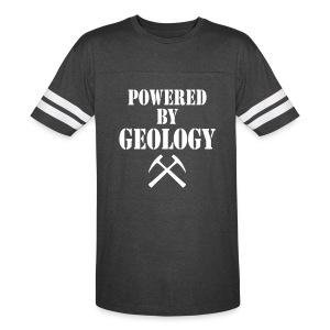 Geology Power T-Shirt - Vintage Sport T-Shirt