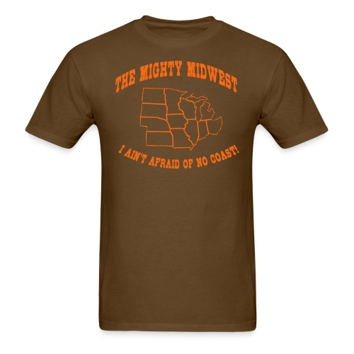 Mighty Midwest 2 - Men's T-Shirt