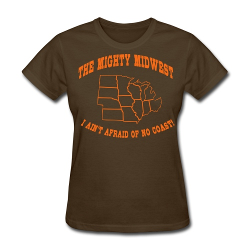 Mighty Midwest W - Women's T-Shirt