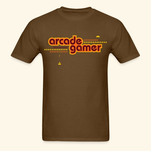 arcade gamer (free shirtcolor selection) - Men's T-Shirt