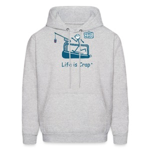 Treadmill Guy/Sports - Mens Hooded Sweatshirts - Men's Hoodie