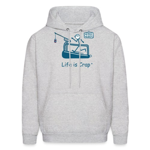 Treadmill Guy/Sports - Mens Hooded Sweatshirts - Men's Hoodie
