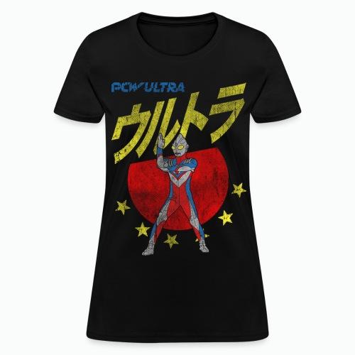 ULTRAMAN (Womens) - Women's T-Shirt