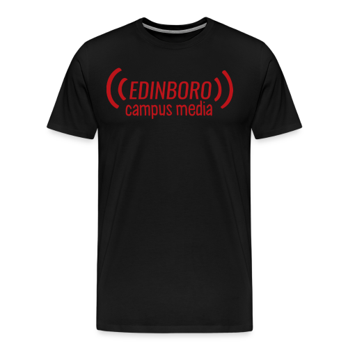 Campus Media Tee - Men's Premium T-Shirt