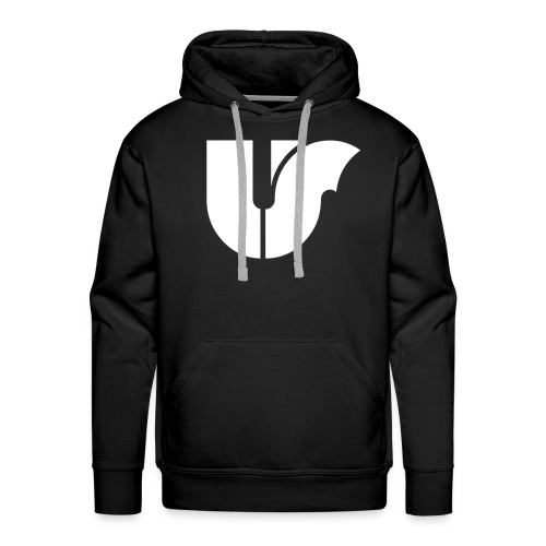 Classic Urbansims Logo Hoodie - Mens - Men's Premium Hoodie