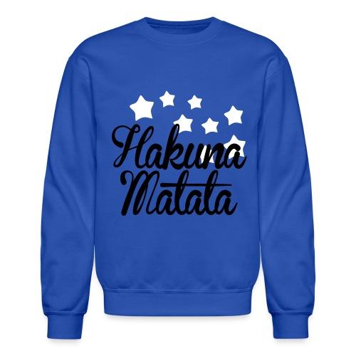 Hakuna Matata - Crewneck Sweatshirt