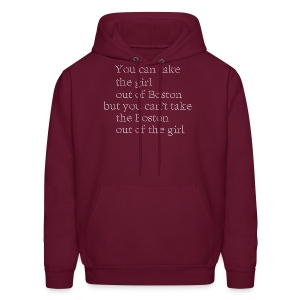 You can Take the Girl - Men's Hoodie