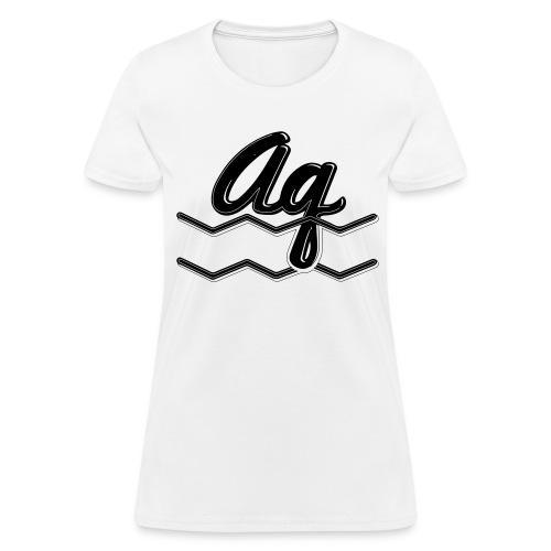 Who You Wit - Aquarius (Women) - Women's T-Shirt